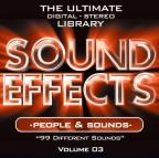 Sound Effects, Vol. 3: People and Sounds