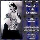 Maria Callas Sings Excerpts from Turandot & Aida