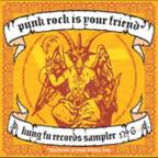 Punk Rock Is Your Friend: Kung Fu Records Sampler, No. 6