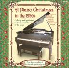 Piano Christmas in the 1920s