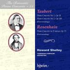 Romantic Piano Concerto, Vol. 51: Taubert, Rosenhain