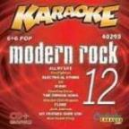 Karaoke: Modern Rock 12