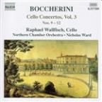 Boccherini: Cello Concertos Nos. 9-12