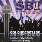 Sbi Karaoke Superstars - Joan Baez, Judy Collins & Peter, Paul & Mary