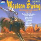 Western Swing: Hot Hillbilly Jazz & Blues 1935-1947