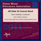 2011 Texas Music Educators Association: All-State