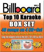 Billboard Top 10 Karaoke, Vol. 2