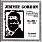 Jimmie Gordon, Vol. 1: 1934 - 1936