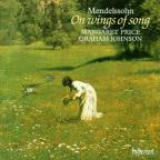 On Wings of Song - Mendelssohn: Songs / Price, Johnson