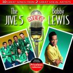 Jive Five Meet Bobby Lewis