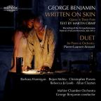 George Benjamin: Written on Skin