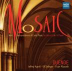 Mosaic: New Interpretations of Early Music for Horn, Cello & piano