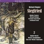 Wagner: Siegfried, Vol. 2