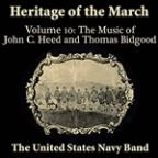 Heritage Of The March, Volume 10 The Music Of Heed And Bidgood