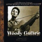 Woody Guthrie: Deja Vu Retro Gold Collection