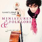 Miniatures & Folklore: 23 Challenges for Cello & Piano