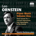 Ornstein: Piano Music, Vol. 1