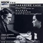Paradine Case: Hollywood Piano Concertos by Waxman, Herrmann, & North