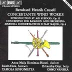 Crusell: Concertante Wind Works