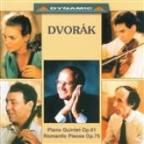 Dvorak: Piano Quintet In A Major / 4 Romantic Pieces