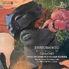 Divertimento - Wind Music of Diamond, Tull, Washburn, et al