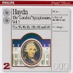 "Haydn: The ""London"" Synphonies, Vol. 2"