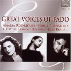 Great Voices Of Fado, Vol. 2