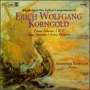 Wunderkind! The Earliest Compositions of Korngold / Kubalek