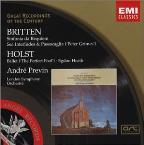 Britten & Holst: Orchestral Works