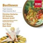 Beethoven:Triple Concerto/Piano Concerto No.3
