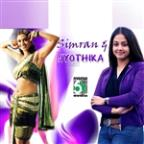 Simran And Jyothika