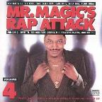 Mr. Magic's Rap Attack, Vol. 4
