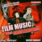 Film Music of Dmitri Shostakovich, Vol. 1
