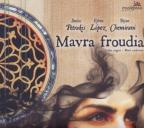 Mavra Froudia-Black Eyebr