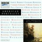 American Portraits - The American Music Sampler