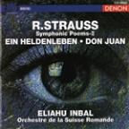 Strauss: Symphonic Poems Vol 2 / Inbal, Suisse Romande