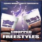 Chopped Not Slopped Freestyles: Drankers Only!