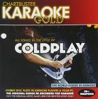 Chartbuster Karaoke Gold: Coldplay