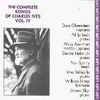 Complete Songs of Charles Ives, Vol. IV