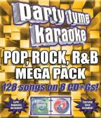 Party Tyme Karaoke: Pop, Rock, R&B Mega Pack