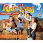 Kids Sing Bluegrass Gospel