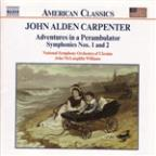 Carpenter: Adventures in a Perambulator / Symphonies 1 & 2
