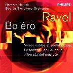 Ravel: Boléro, Etc / Haitink, Boston So