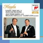 "Haydn: ""London"" Trios Nos. 1-4; Duets for 2 flutes"