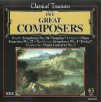 Classical Treasures - The Great Composers