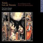 Tomas Luis de Victoria: Second Vespers of the Feast of Annunciation