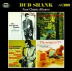 Four Classic Albums: Blowin' Country/Bud Shank with Shorty Rogers & Bill Perkins/Bud Shank and Three Trombones/Jazz at Cal-Tech