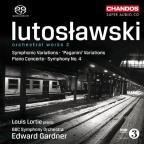 Witold Lutoslawski: Orchestral Works, Vol. 2