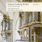 Johann Ludwig Krebs: Complete Works for Organ, Vol. 11