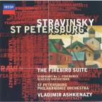 Stravinsky: The Firebird Suite; Symphony No. 1; Fireworks; Scherzo Fantastique